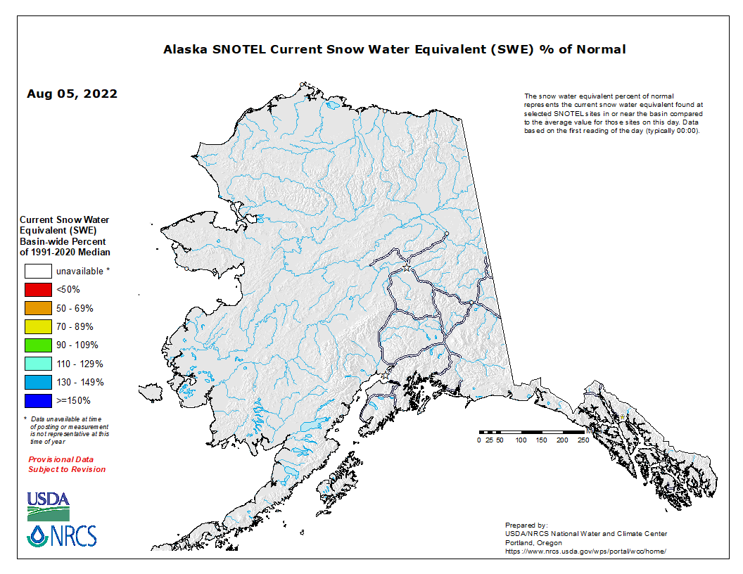 Snotel Montana Map.Nrcs National Water And Climate Center Snow Products