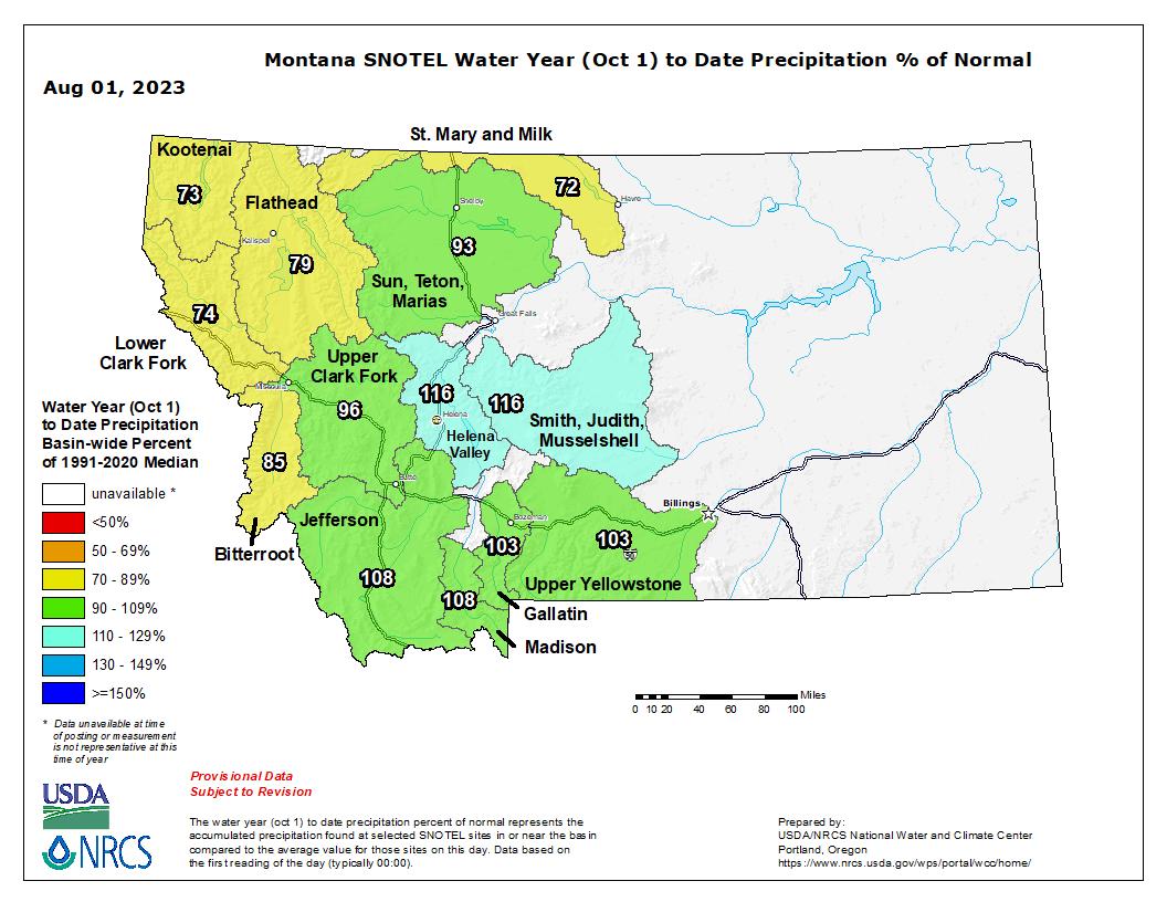 Madison River Montana Map.Snow Survey Nrcs Montana