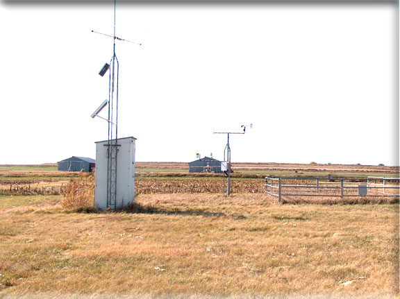 Photograph is of the Rogers Farm #1  SCAN site.