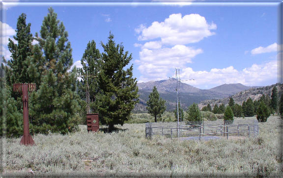 Leavitt Meadows (575) - Site Information and Reports