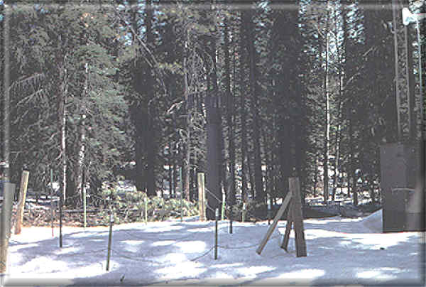 Photograph is of the Senorita Divide #2    SNOTEL site.