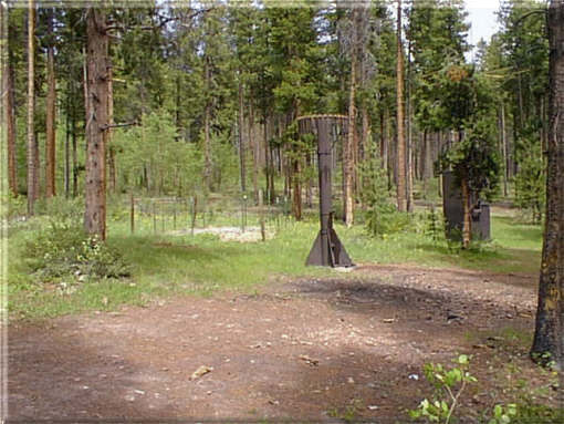 Photograph is of the Stillwater Creek      SNOTEL site.