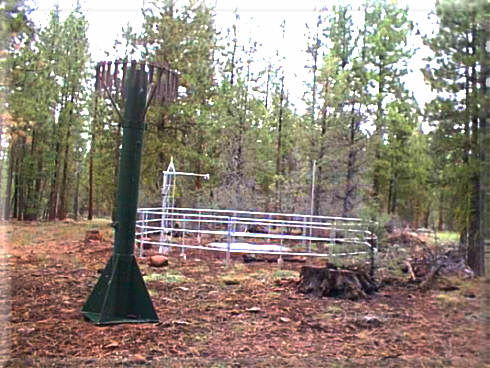 Photograph is of the Crowder Flat  SNOTEL site.